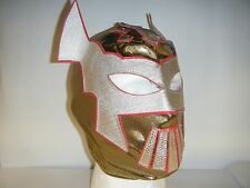 SIN CARA CHILDRENS KID FULL HEAD WRESTLING MASK NEW FANCY DRESS UP COSPLAY WWE