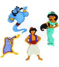Dress It Up Licensed Embellishments- Disney Aladdin -NEW!!