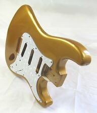 GOLD Custom Shop DragonMountain Body + Pearl Guard + MORE Eye Popping Finish