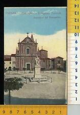 33069] RAVENNA - FAENZA - MONUMENTO A EVANGELISTA TORRICELLI INVENTORE BAROMETRO