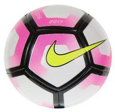 Fußball Nike Pitch 2016-2017 Weiß/Pink [5] Messi Neymar Ronaldo Bale Özil