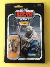 Star Wars Empire Strikes Back Vintage Yoda - The Original Trilogy Collection