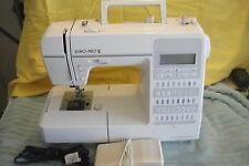 euro pro 9105 computerized sewing machine Sews Great!