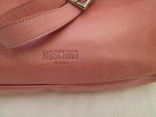 Authentique sac à main MOSCHINO  TBEG   bag