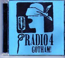 (EK275) Radio 4, Gotham! - 2002 CD