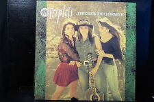 The Triplets - ...Thicker Than Water