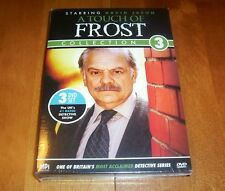A TOUCH OF FROST Collection 3 David Jason BBC British TV Classic Series NEW