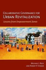 Collaborative Governance for Urban Revitalization : Lessons from the...