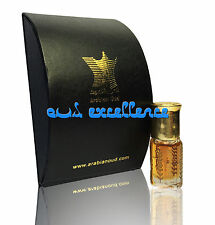NEW Kalemat Black (Sehr) Oil Based Atatr by Arabian Oud - Concentrate Perfume