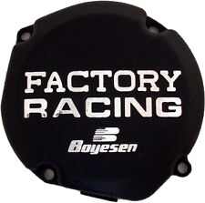 BOYESEN FACTORY RACING IGNITION COVER (BLACK) Fits: Suzuki RM250