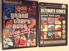 Grand Theft Auto: Vice City Complete & Ultimate Codes (Sony PlayStation 2 Game)