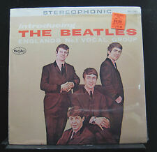 The Beatles - Introducing The Beatles LP New Sealed SR 1062 Vee Jay Vinyl Record