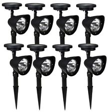 8x Solar Spot Light Outdoor Garden Lawn Landscape LED Spotlight Path Lamp 4