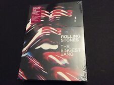 The Rolling Stones , The Biggest Bang, 4 DVD Box Set , New , Excellent