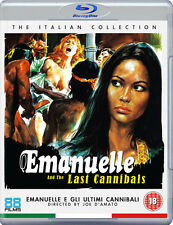 Emanuelle & The Last Cannibals - Blu-Ray - Uncut - Special Edition - Joe D'Amato