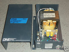 ONEAC CX750 120V 240V 480V SINGLE 1 PH PHASE POWER CONDITIONER SUPPLY