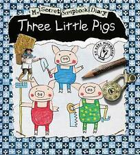 My Secret Scrapbook Diary - the Three Little Pigs, Kees Moerbeek