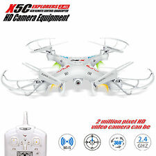 X5C Aircraft X5C-1 3D RTF Drone 2.4GHz 4Channel HD camera 4-Axis Gyro Quadcopter