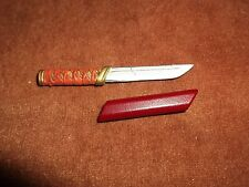 Sideshow 1/6 GI Joe Cobra Red Ninja Short Sword