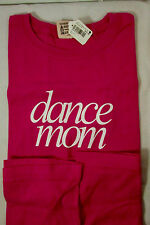Comfort Color Women Large 100% Cotton  DANCE MOM  $22.99  t 4612