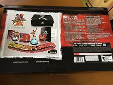 Street Fighter 25th Anniversary Collector's Set PS3 (distressed packaging)