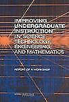 Improving Undergraduate Instruction in Science, Technology, Engineering, and Mat