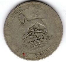 1922 12d 1s Silver ONE SHILLING twelve pence King George V (a)