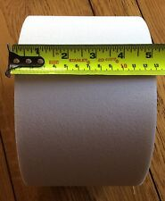 """10mts x 5"""" SINGLE Sided Fusible Buckram/Tape/Fabric Stiffening for Curtains"""
