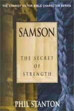 Samson (The Chariot Victor Bible Character Series) by Stanton, Phil