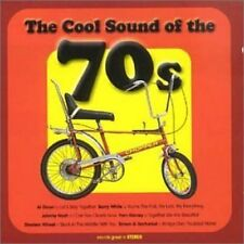 70s-The cool Sounds of the (38 tracks, Telstar) Barry White, Stevie Won.. [2 CD]