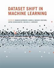 Dataset Shift in Machine Learning (Neural Information Processing series)  Hardc
