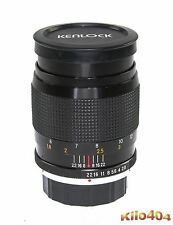 KENLOCK per Pentax 135mm 1:2,8 MC * TOP * K baionetta PK * Digital * k-70 * k-s2