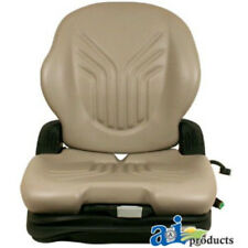 Grammer Universal Gray Vinyl Tractor Seat A-MSG75GGRV