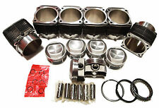 Porsche 911 95mm Aluminum Nikasil Coated Cylinders & Pistons Set
