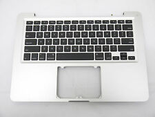 "USED Top Case Topcase Keyboard no Trackpad for Macbook Pro 13"" A1278 2011"