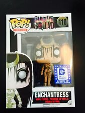 Funko Pop! Enchantress Suicide Squad DC Legion Of Collectors Exclusive (IN HAND)
