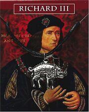 Richard III Boar Pewter Pendant