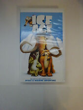 Ice Age VHS 20th Century Fox Home Entertainment