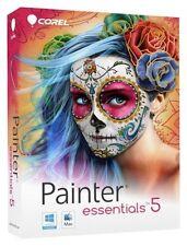 Corel Painter Essentials 5 Key PC MAC License  NEW  24/7 FAST FREE SHIPPING
