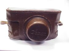 Canon SII Rangefinder Leather Case  | Needs Repair | 1946-1947 |  No LC14 |