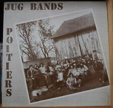GOURVILLE JUG BAND JUG BAND 86 FRENCH LP 1981