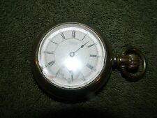 Waltham Special Railroad King 18 size pocket watch hunter movement