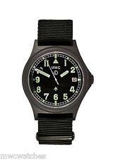 Reloj de Cuarzo MWC G10 300m PVD | Militar | atornillar Crown & Case atrás | fecha