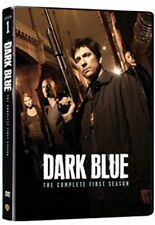 DARK BLUE: SEASON 1 (4 disc set) - Region Free DVD - Sealed
