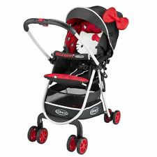 New! GRACO Hello Kitty CitiLite R UP Lightweight High Seat Stroller F/S Japan