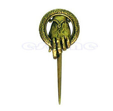 Game of Thrones Hand of the King Pin Lapel Die Cut Collectable Prop Replica