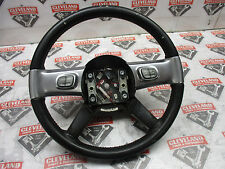 03-06 Chevrolet SSR OEM Black Steering Wheel & Switches