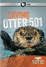 Nature: Saving Otter 501 DVD Region 1 Nature PBS TV Educational Earth Series NEW