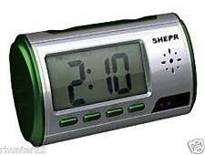 Spy Nanny Digital Clock Camera With Remote Control