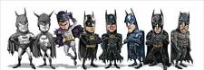Tom Richmond SIGNED Batman Mad Magazine AP Artist Proof Art Print Adam West TV